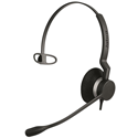 Jabra BIZ 2300 Duo Noise Cancelling Headset [FREE Cable] Ref 2309-820-104
