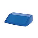 Addis 54 Litre Fliptop Bin Lid Blue 512570