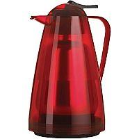 Addis Salsa Translucent Vacuum Jug Red 1 Litre (Pack of 1) 513732