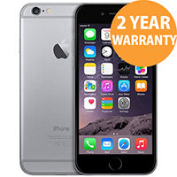 Apple iPhone 6 16GB Grey UK REV03009010205150003 Grade A Refurbished