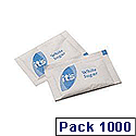 White Sugar Sachets Pack 1000 A00889