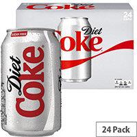 Diet Coke 24 Cans Per Pack