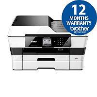 Brother MFCJ6720DW 4 in 1 Colour Inkjet Printer A3 WiFi