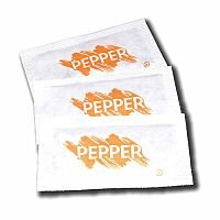 Pepper Sachets Pack of 5000 A00088