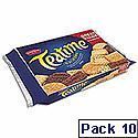 Crawford Teatime Biscuits 275g [Pack 10]
