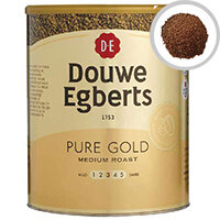 Douwe Egberts Pure Gold Continental Instant Coffee 750g Pack of 1 257750