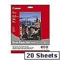 Canon Bubble Jet Paper Semi-Gloss SG-201 8x10 Inches (Pack of 20)