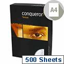 Conqueror Smooth Woven Texture Cream Premium Paper A4 100gsm 500 Sheets