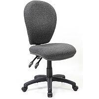 Solar II Charcoal Task Operator Office Chair