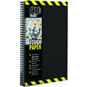 A5 Nuco World Tradie Notebook Black/Yellow Each