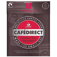 Cafédirect Nespresso® Compatible Coffee Pods Colombian Rise (Pack of 60) FCR0028