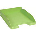 Stackable Letter Tray Green A4+ Exacompta Forever 113102D