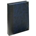 Goldline Telephone Address Book A4 Blue DTAA4/BL