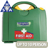 Green Box HSA 1-10 Person Food Hygiene First Aid Kit