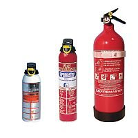 500g Dry Powder Fire Extinguisher