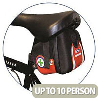 Bicycle Saddle Pouch First Aid Kit HA1025039