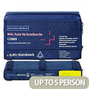 Holthaus 3-in-1 Combi DIN 13164 First Aid Kit 1062220