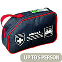 Monza First Aid Bag DIN 13164
