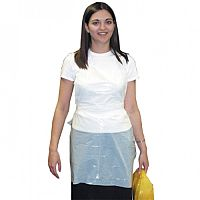 Astroplast Disposable Poly Aprons Twin Pack 4801003