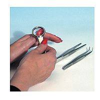 Tweezers with Magnifying Glass 4832008