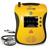 Defibtech Lifeline PRO AED DDU-2400 Multi Mode Professional Defibrillator