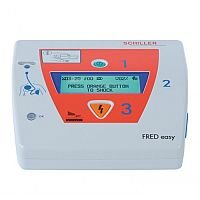 Schiller FRED Easy ECG & Manual Mode AED Professional Automatic External Defibrillator 5008003