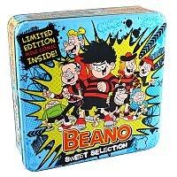 Beano Retro Sweet Gift Tin