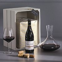 Wine With Style Gift Crate