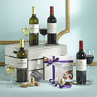 A Wine Gift For Sharing