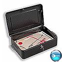 Helix 18 inch Document Box Black W75024