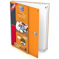 Oxford A4+ International Connect Notebook Wirebound 160 Pages