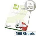 Q-Connect Multi-Purpose Labels 99.1x34mm (8000 Labels)