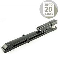 Q-Connect Long Arm Stapler Black KF02292