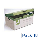 Q-Connect Business Storage Trunk 374x540x245mm 10 Pack