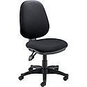 Jemini Plus High Back Operator Chair Charcoal Ch1800