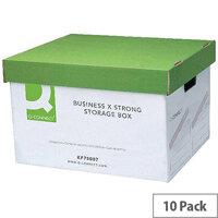 Q-Connect Business Storage Trunk Box