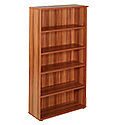 Bookcase 1800mm Cherry Avior