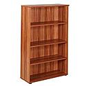 Bookcase 1600mm Cherry Avior