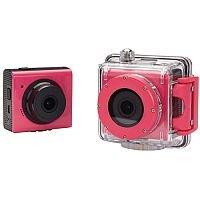 Splash 1080p Action Camera Pink