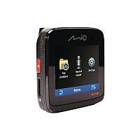 Mio MiVue 568 Drive Recorder Dash Camera Black MIVUE568