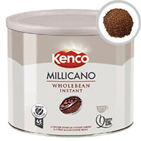 Kenco Millicano Whole Bean Instant Coffee 500g Pack of 1 130947