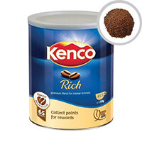 Kenco Really Rich Freeze Dried Instant Coffee 750g Pack of 1 345101