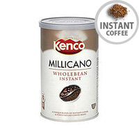 Kenco Millicano Classic Whole Bean Instant Coffee Tin 100g Pack of 1 643124