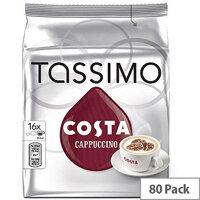 Tassimo Costa Cappuccino