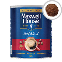 Maxwell House Mild Coffee Powder 750g Tin Pack of 1 64997