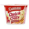 Flahavans Porridge Pot Strawberry 45g (Pack of 12) 744880