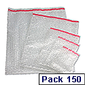 Jiffy Bubble Pouches Protective Size 5 280x360mm (Pack of 150)