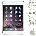 Apple iPad Mini 2 Wi-Fi + Cellular 16GB Silver
