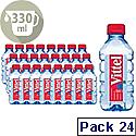 Vittel Still Water 33cl PET Pack of 24 17217