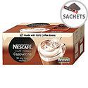 Nescafé Unsweetened Instant Cappucino Sachets Pack of 50 17624